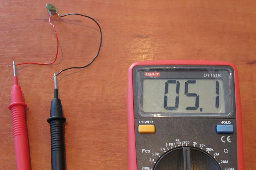 измерение температуры при помощи ntc термистора и микроконтроллера avr