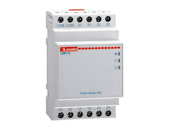 Реле контроля тока, реле приоритета нагрузки
