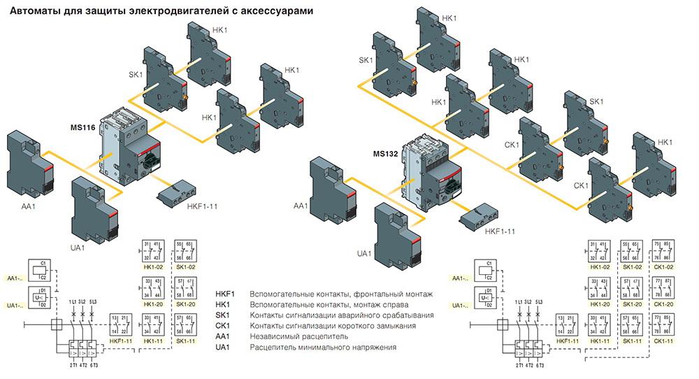 Александров а.м. выбор уставок срабатывания защит асинхронных электродвигателей напряжением выше 1 кв