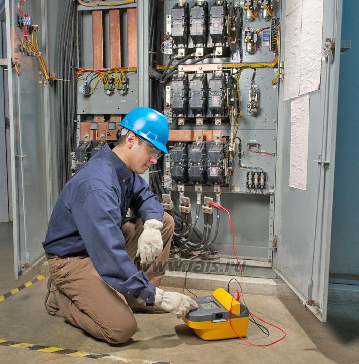 Какой пункт правил говорит о периодичности замера сопротивления изоляции электропроводки?