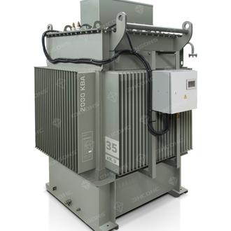 Дугогасящие реакторы в сетях 6– 35 кв.  опыт эксплуатации