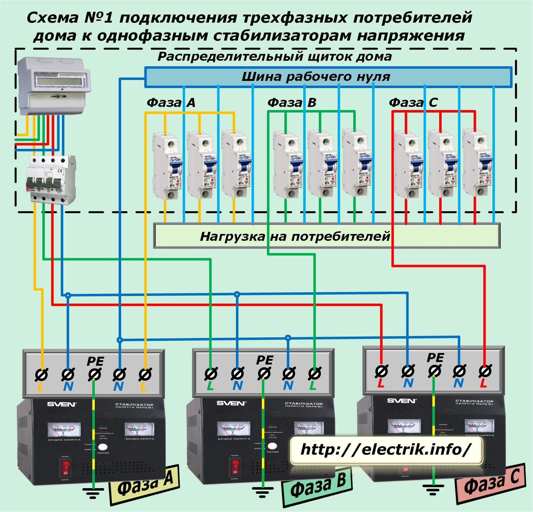 Ограничитель мощности ом-630, монтаж на din-рейке 35 мм