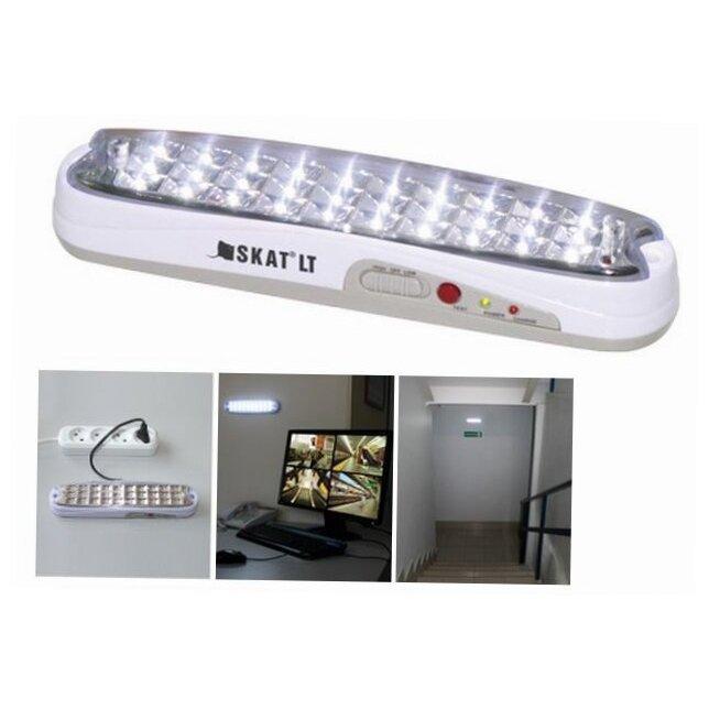 Светодиодные светильники для аварийного освещения
