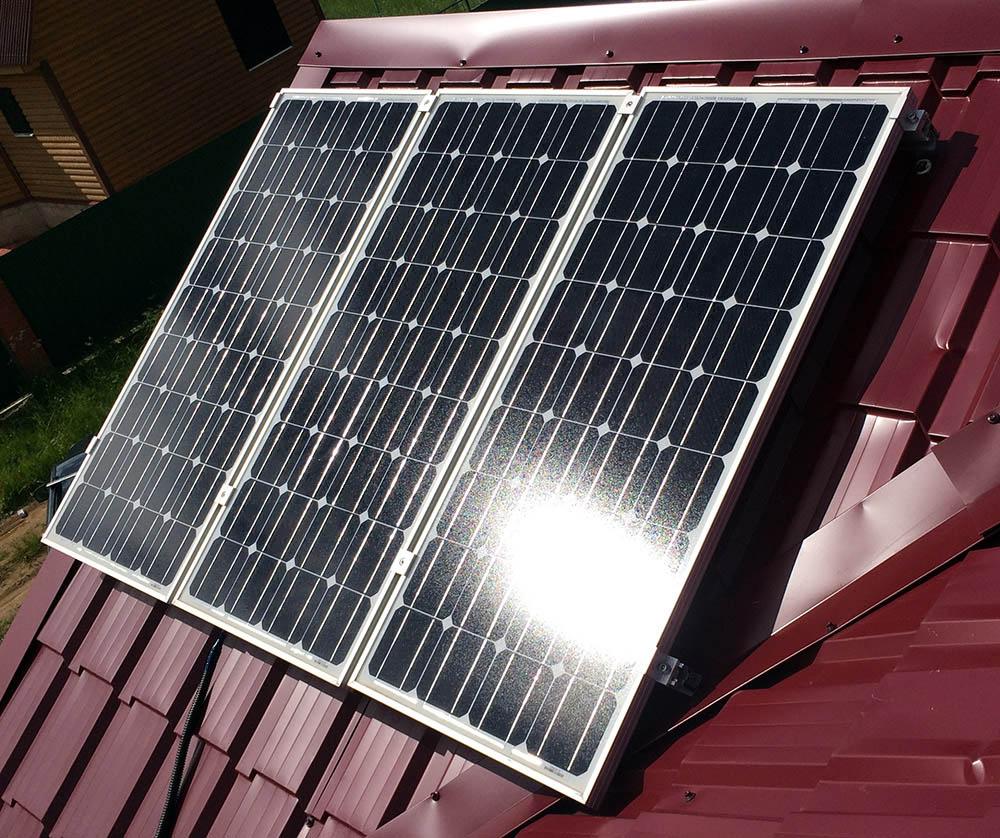 Тонкопленочные солнечные батареи.