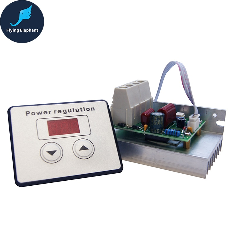 Тиристорный регулятор напряжения для трансформатора