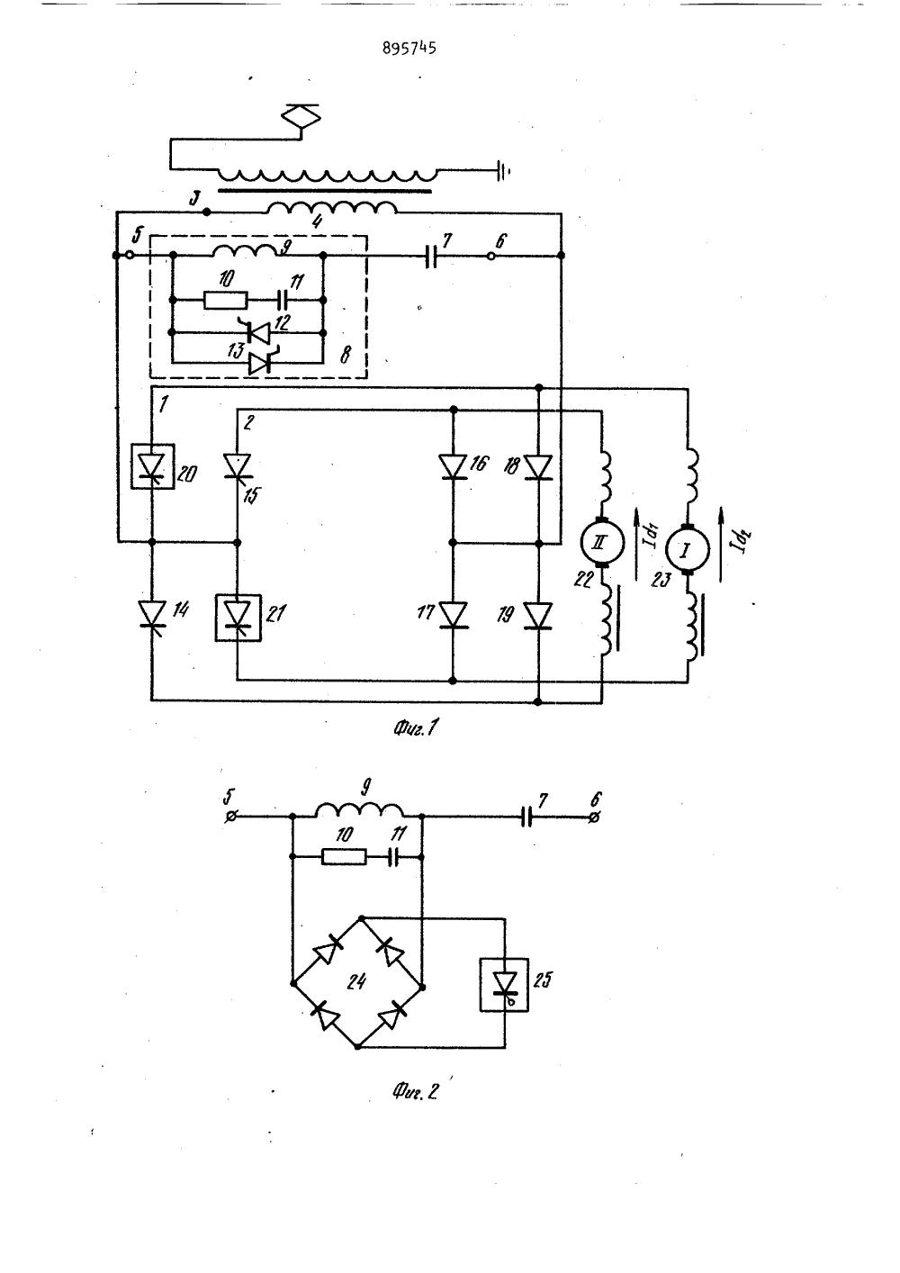 Трансформаторы для вентильных преобразователей