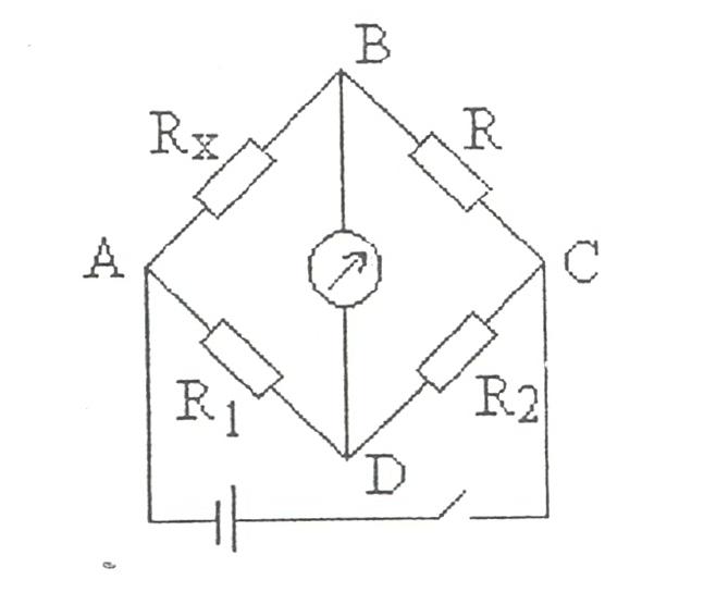 Учебное пособие: рекомендации по работе с потенциометром мостовые методы измерения сопротивлений