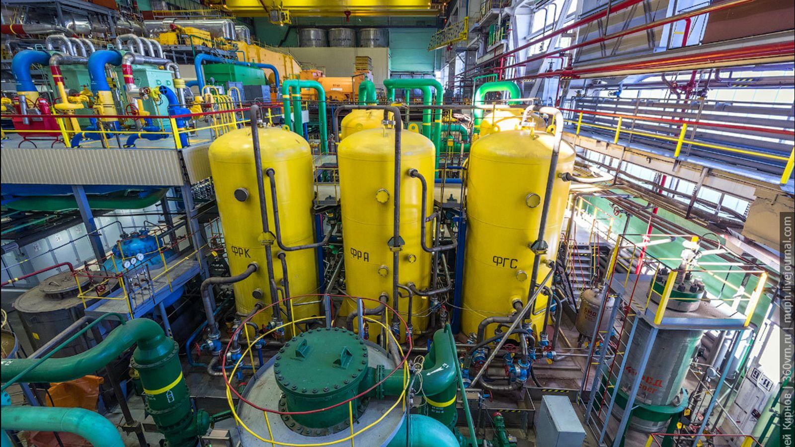 Атомная энергетика россии — википедия