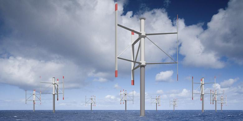 Industrial craft2/кинетический ветрогенератор