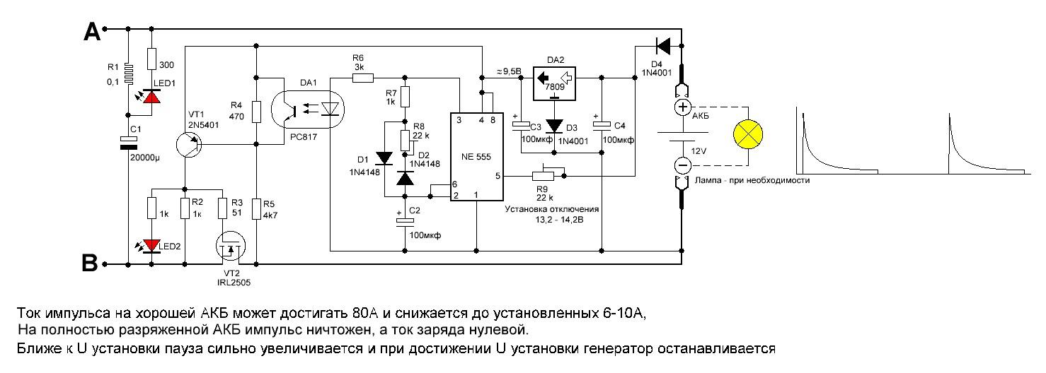 Аккумулятор: как работает и принципы его устройства