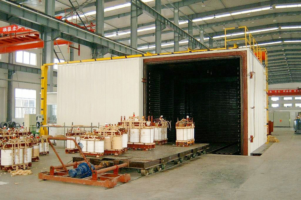 Сушка обмоток электрических машин и трансформаторов