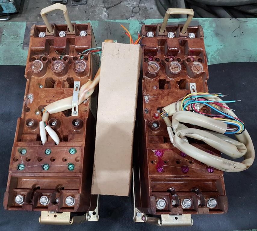 Выключатели автоматические серии а3700 п