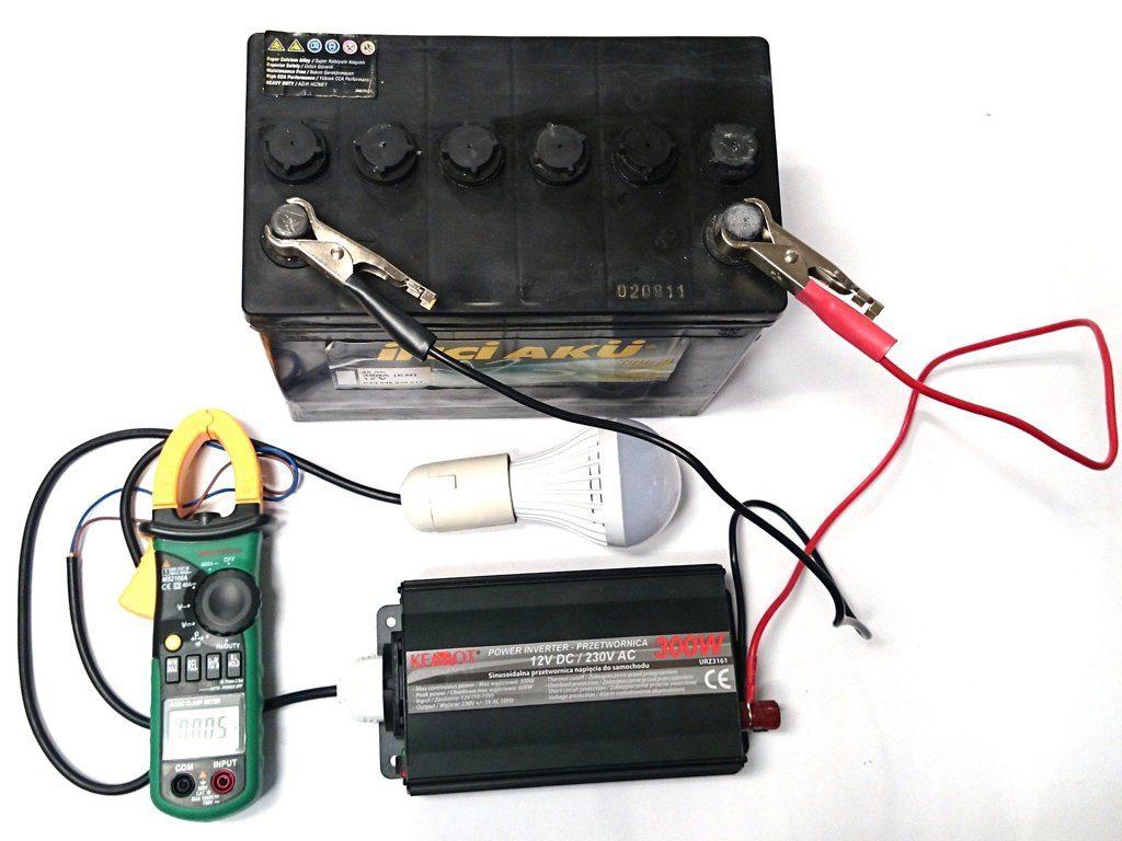 Правильная зарядка аккумулятора автомобиля