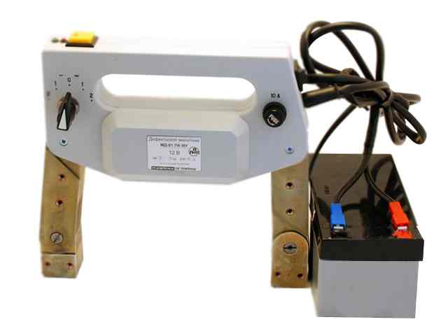 Магнитные дефектоскопы: устройство и применение. неразрушающий контроль