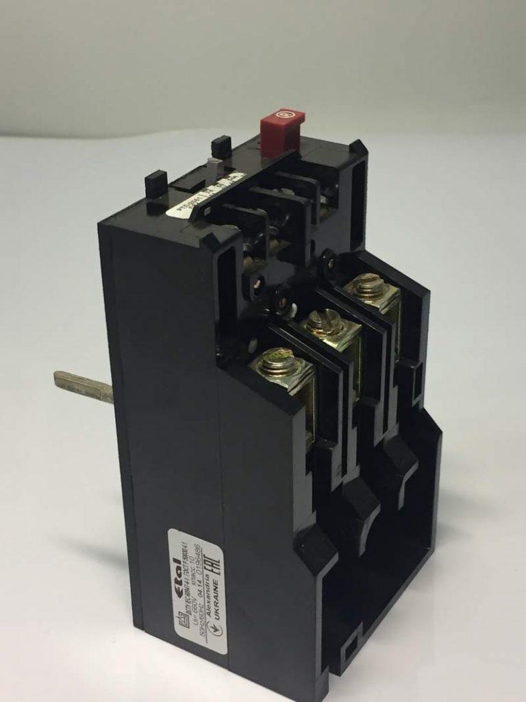 Регулировка и настройка тепловых реле и расцепителей автоматических выключателей