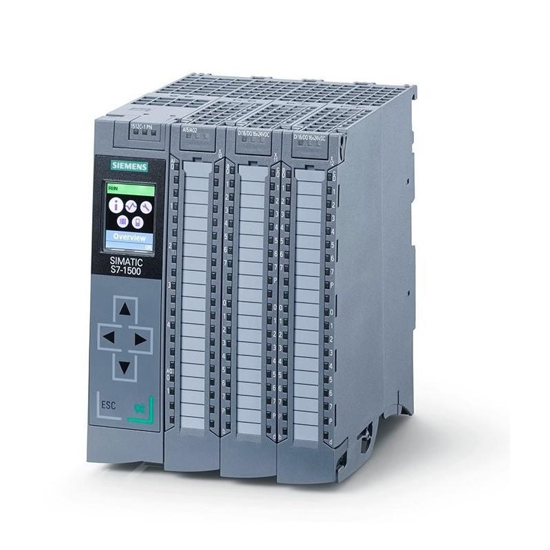 Программируемые контроллеры Siemens серии SIMATIC S7