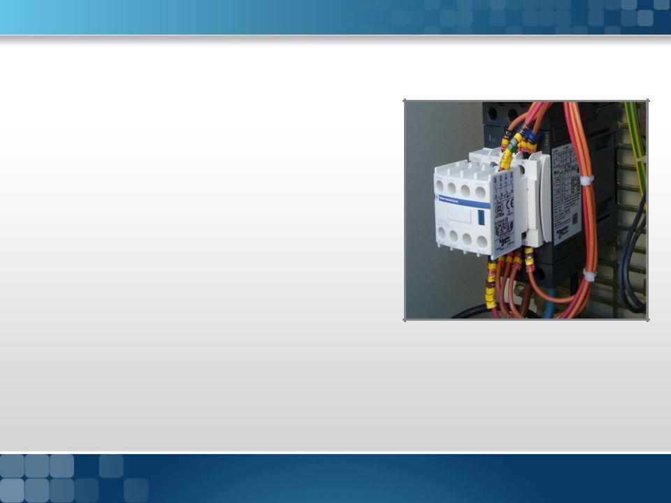 Бесконтактное управление электроприводами