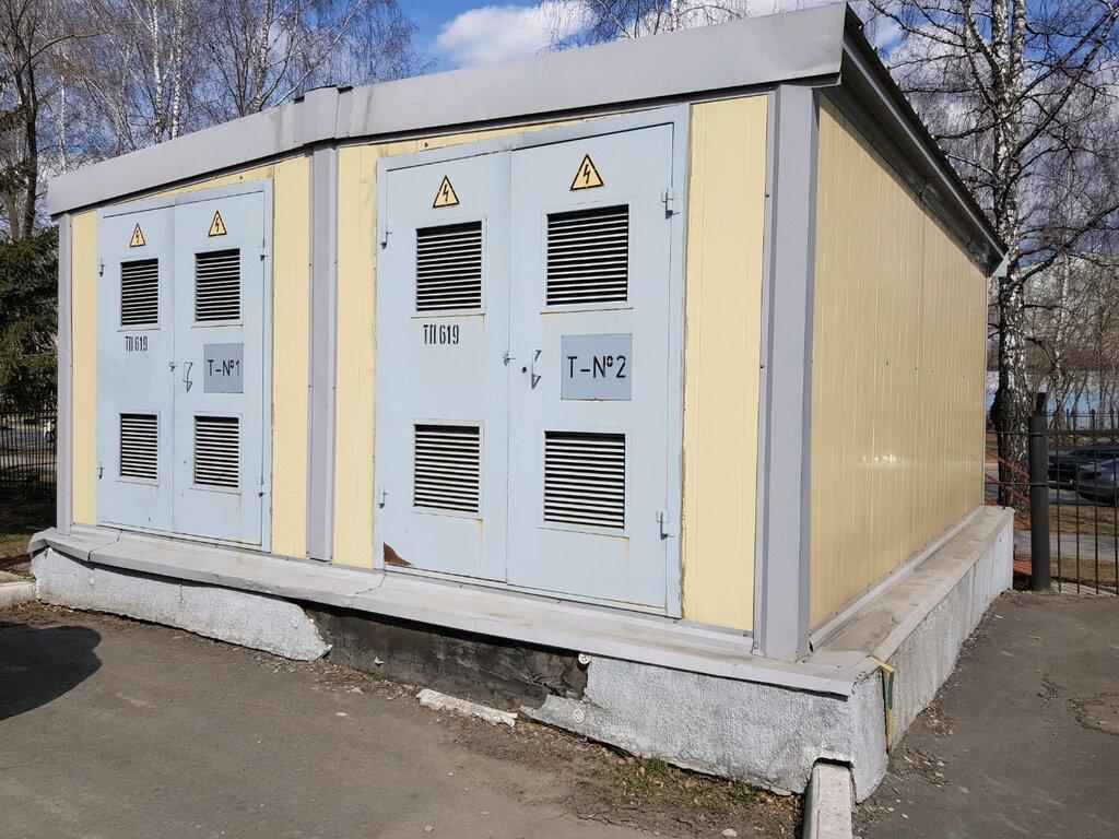Принципиальные электрические схемы трансформаторных подстанций   электрические станции, подстанции, линии и сети