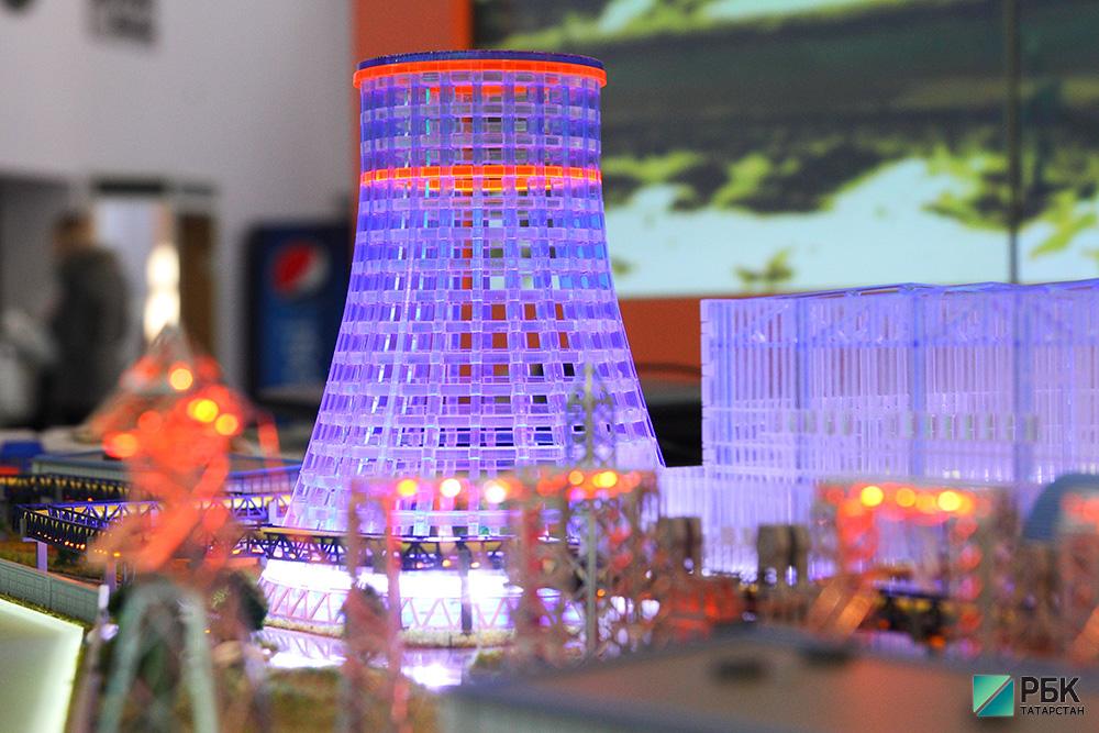 Российская атомная энергетика