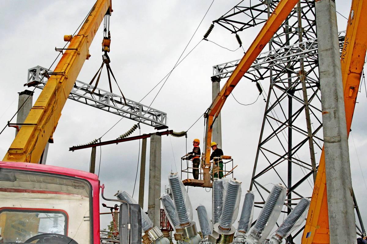 Птээп - глава 2.3 воздушные линии электропередачи и токопроводы