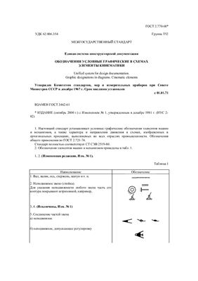 Условные графические обозначения электрических машин на схемах