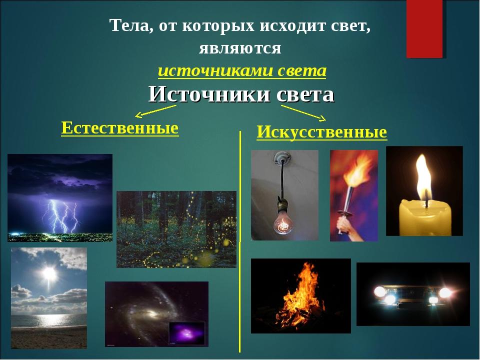 Источник света