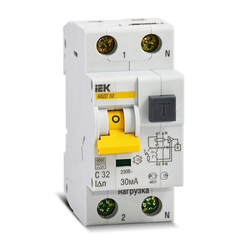 Дифференциальная токовая защита