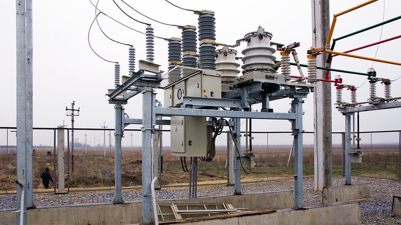 Диагностика электрооборудования подстанций