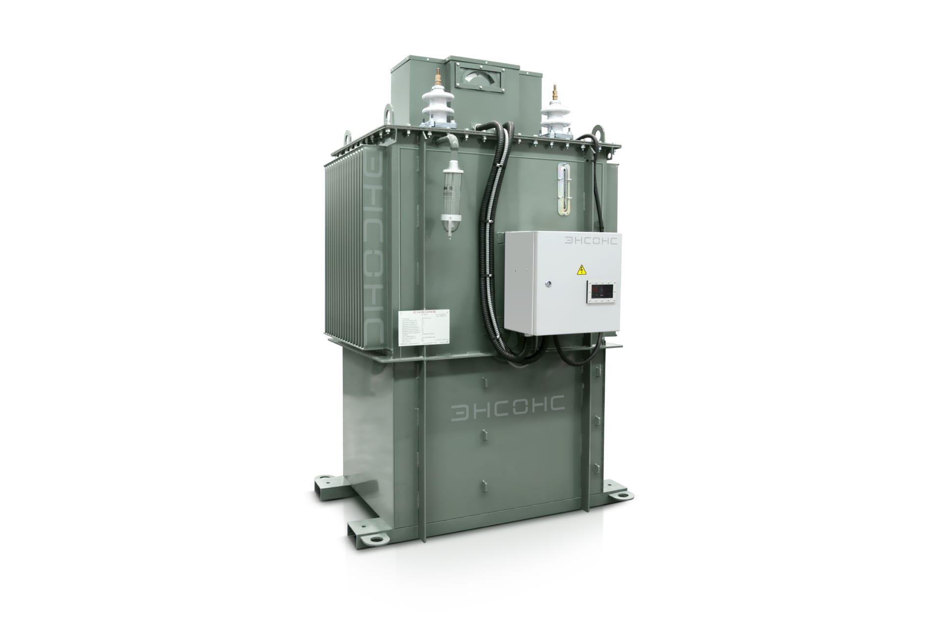 Новая система управления дугогасящим реактором санк 5.1 | ооо «энергия-т»