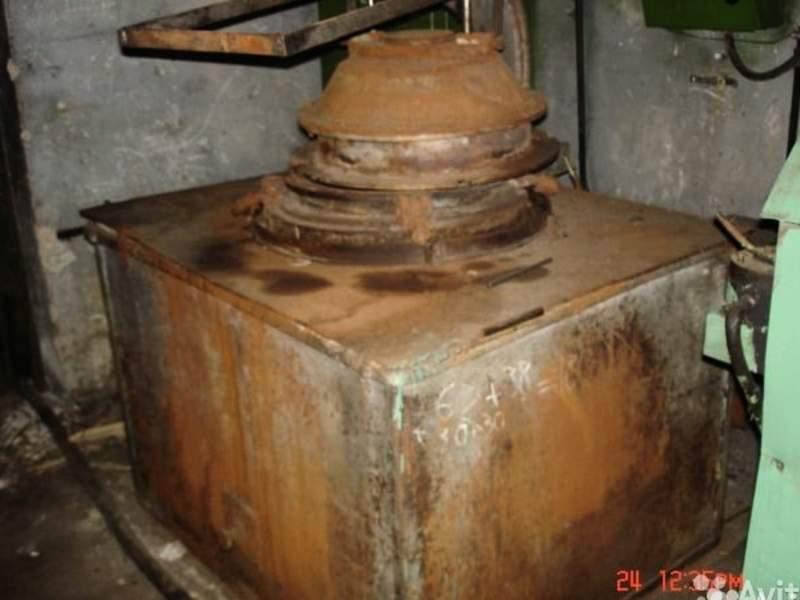 Электрические печи сопротивления периодического действия. шахтные