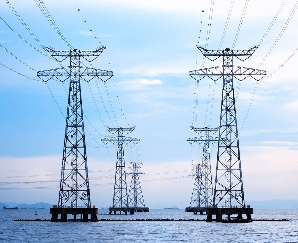 Линия электропередачи — википедия. что такое линия электропередачи