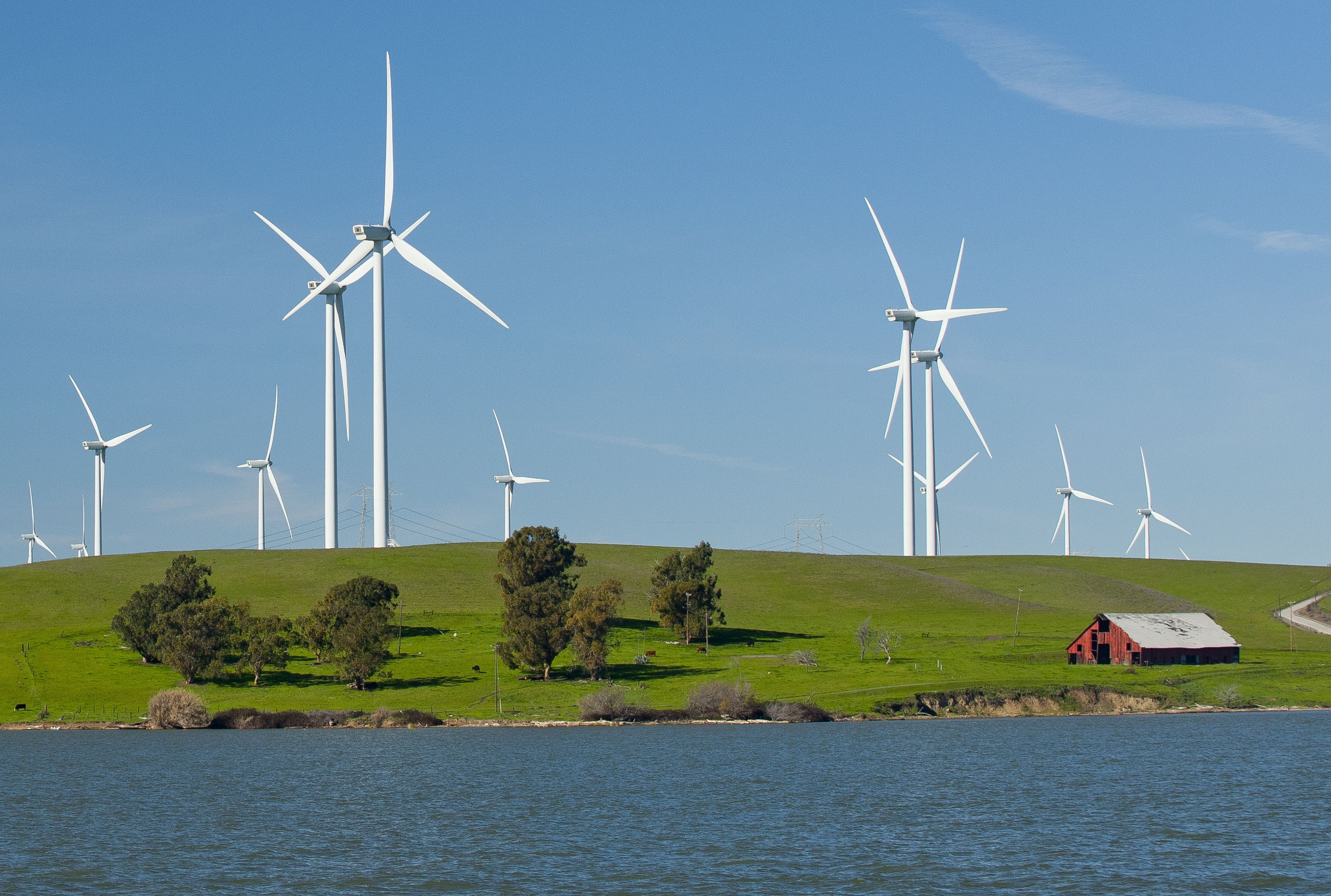 Особенности и проблемы развития ветровой энергетики