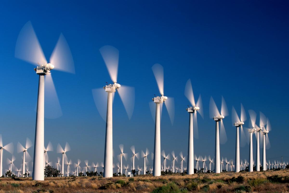 Ветроэнергетика в россии и мире