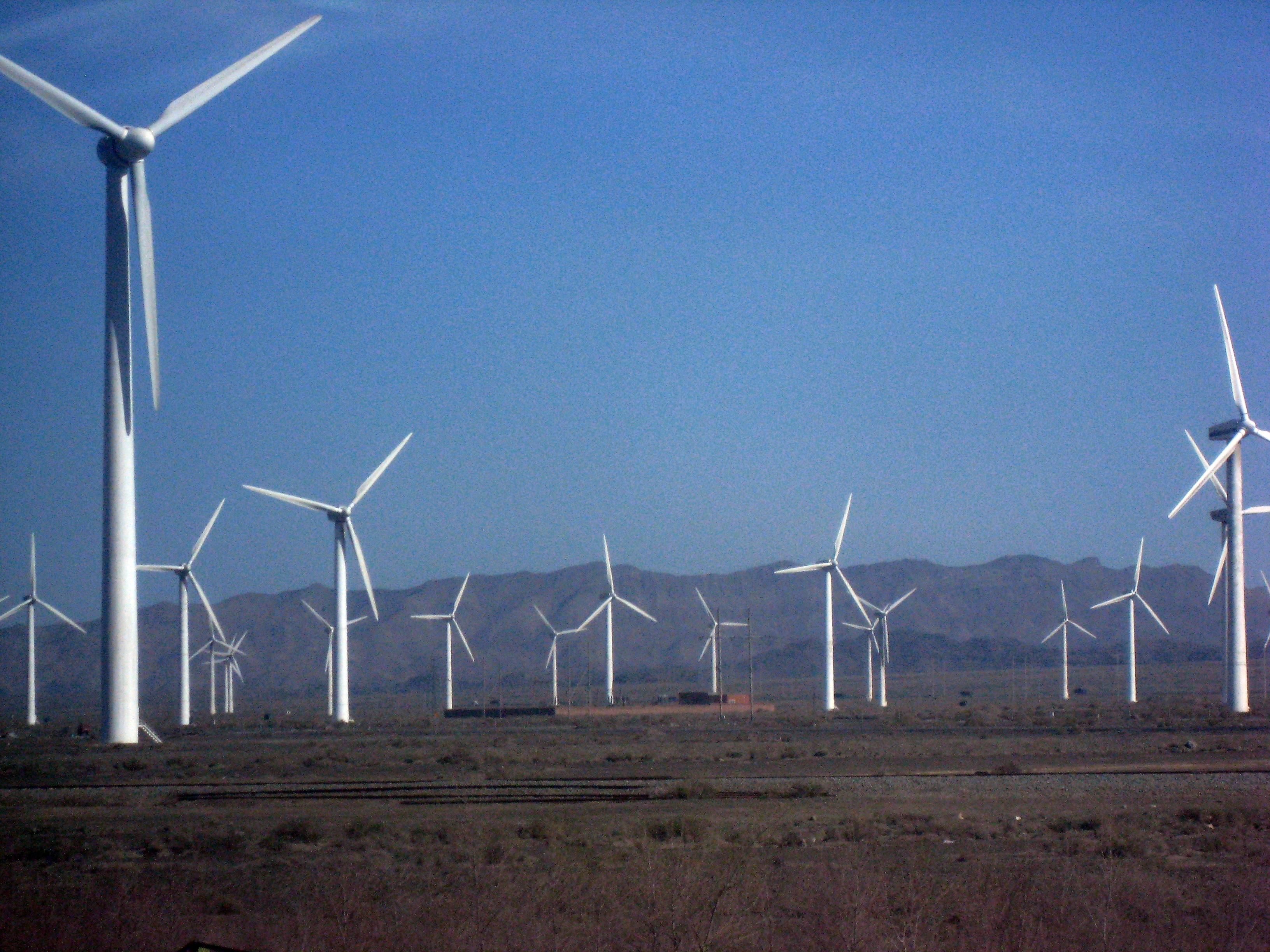 Альтернативные источники энергии: проблемы внедрения