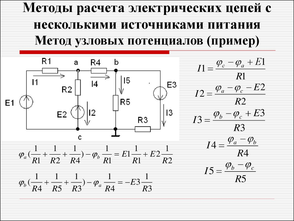 Таблица мощности кабеля.