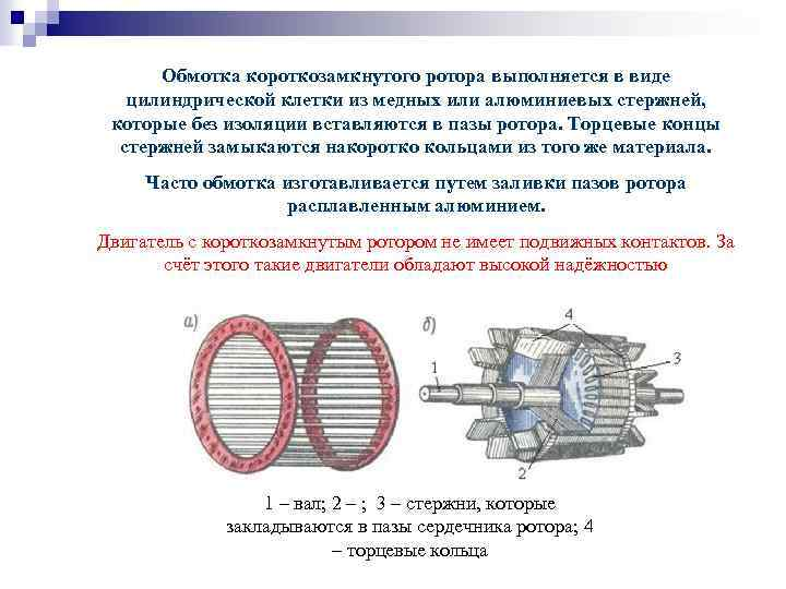 Синхронный генератор. устройство генератора и принцип действия