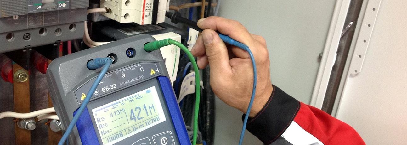 Как проверить изоляцию кабеля?