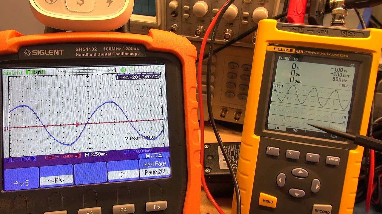 Измерение основных электрических величин