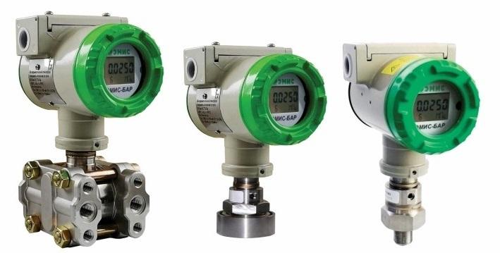 Виды датчиков для контроля давления и область их использования