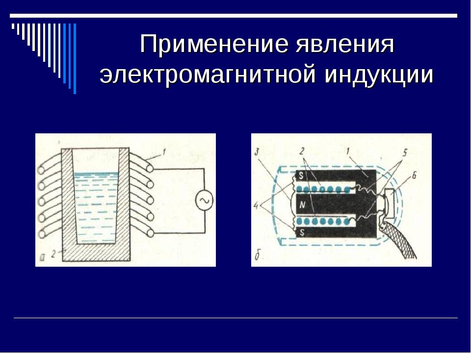 Где применяют электромагниты. электромагниты и их применение