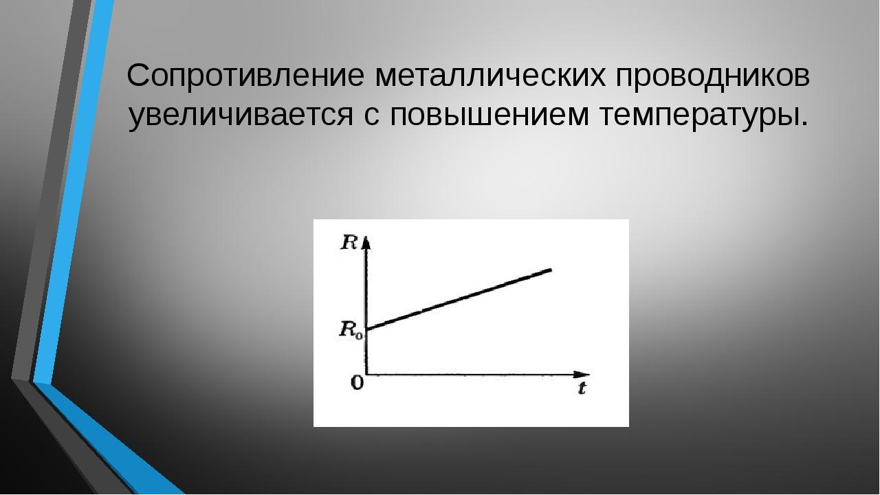 § 60. зависимость сопротивления от температуры [1975 ковалев п.г., хлиян м.д. - физика (молекулярная физика, электродинамика)]