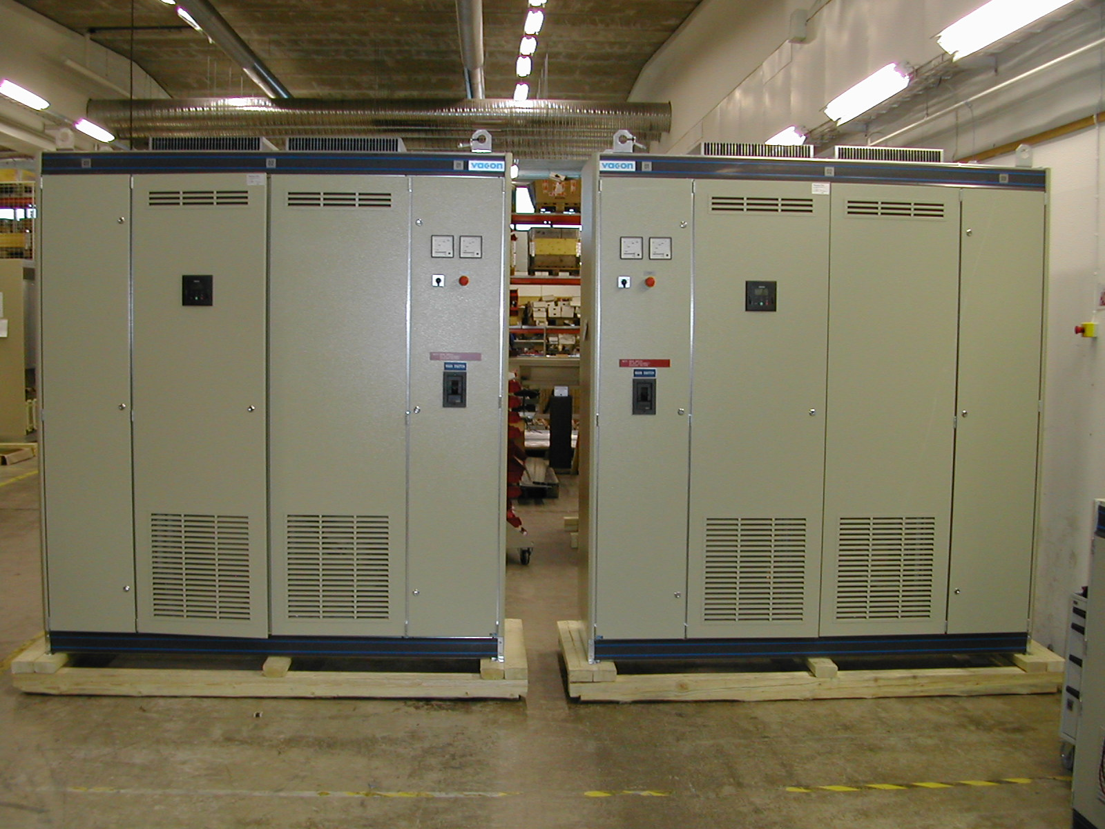 Частотно-регулируемый электропривод насосных и вентиляторных установок - силовая электроника
