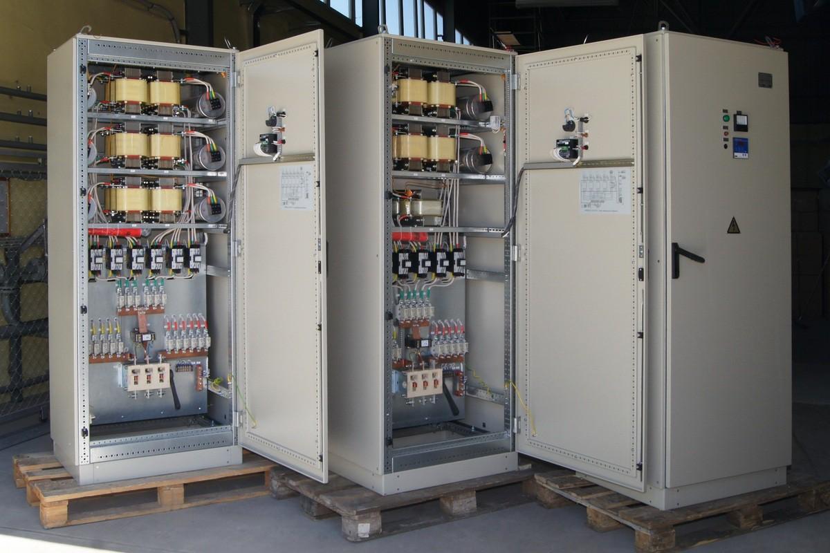 Конденсаторные установки сетей и подстанций 6,3 (10,5) кв