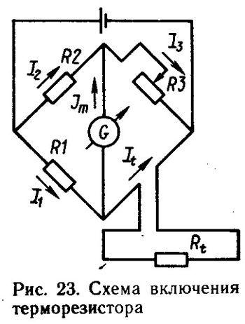 Что такое термистор и позистор и где они применяются