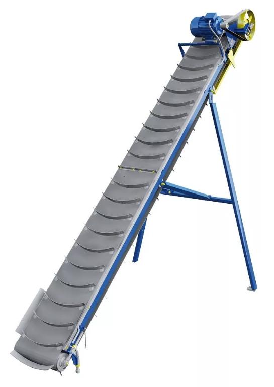 Ленточный конвейер: работа, схема и устройство. эксплуатация ленточных конвейеров