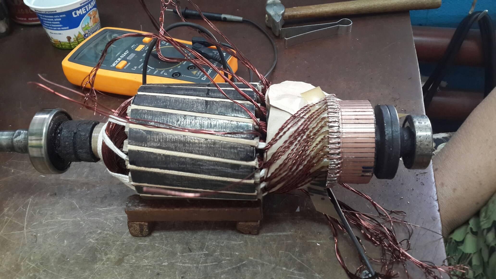 Организация и планирование ремонта электрооборудования