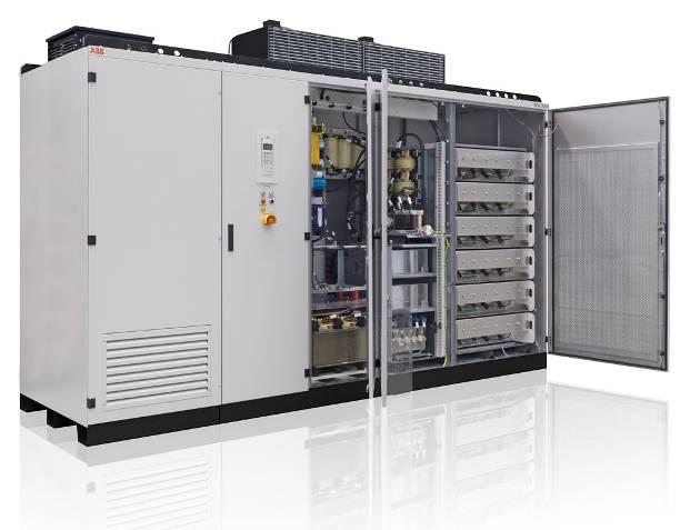 Частотно-регулируемый электропривод насосных установок