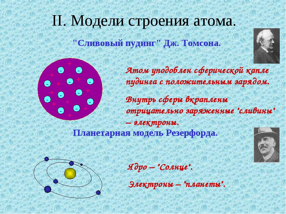 Строение атомов химических элементов. состав атомного ядра. строение электронных оболочек атомов