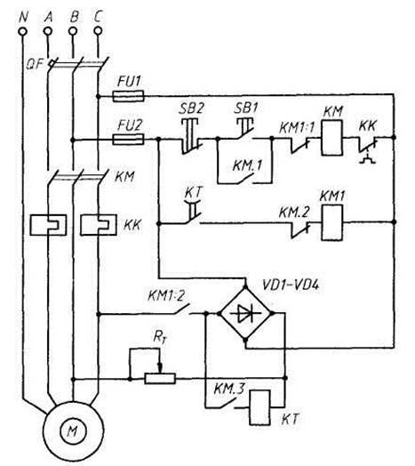Устройство и принцип работы системы запуска двигателя