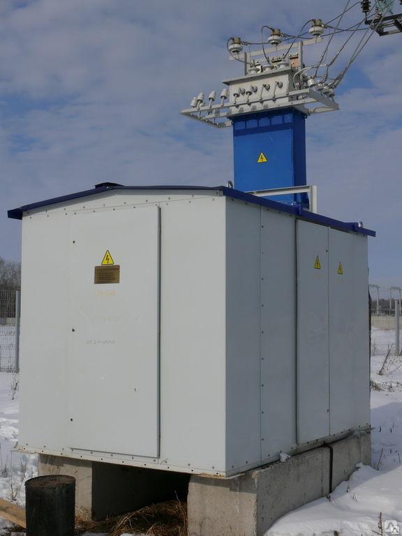 Правила технической эксплуатации подстанций
